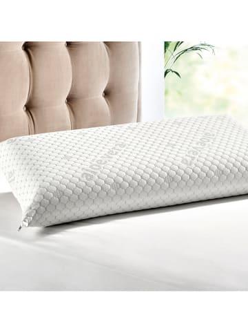 Pikolin Poduszka ergonomiczna (2 szt.) w kolorze białym