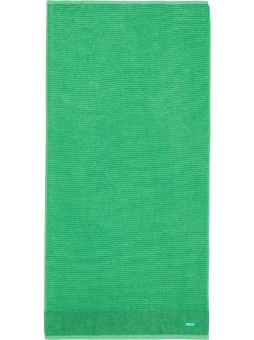 Benetton Badhanddoek groen - (L)140 x (B)70 cm