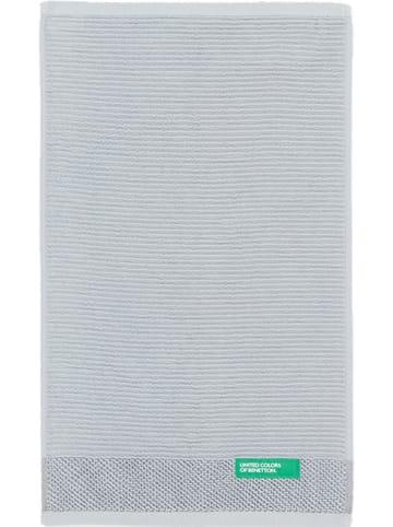 Benetton Ręcznik w kolorze szarym dla gości - 50 x 30 cm