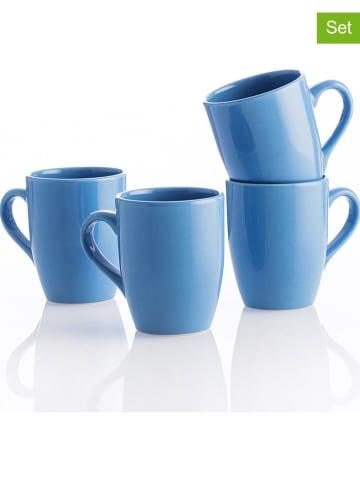 Benetton Kubki (4 szt.) w kolorze niebieskim - 360 ml