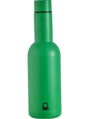 Benetton Termos w kolorze zielonym - 550 ml