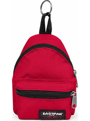 """Eastpak Plecak """"Mini Padded"""" w kolorze czerwonym - 7 x 11 x 6 cm"""