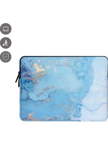Evetane Tablettasche für Tablets bis 15 Zoll in Hellblau