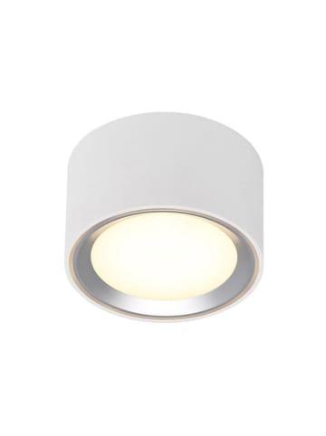 Nordlux LED-plafonnière wit - Ø 10 cm