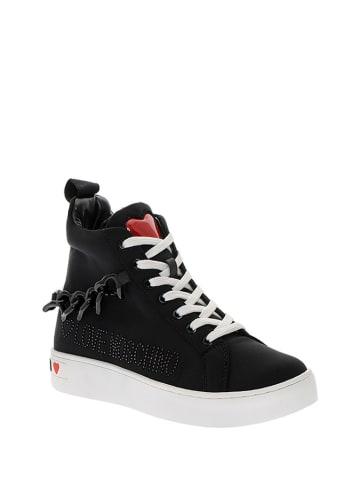 Love Moschino Sneakers zwart