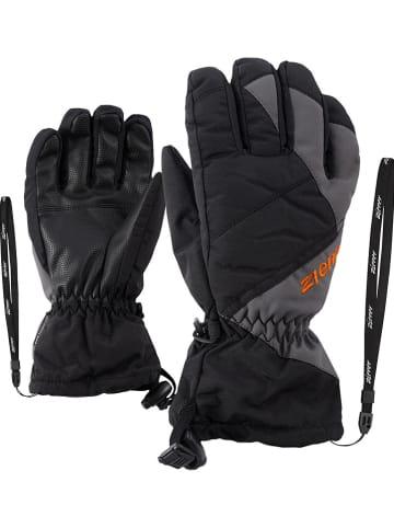"""Ziener Ski-/snowboardhandschoenen """"Agil"""" zwart"""