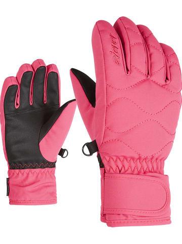 "Ziener Ski-/ Snowboardhandschuhe ""Lanta"" in Pink"