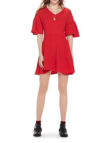 Scotch & Soda Sukienka w kolorze czerwonym