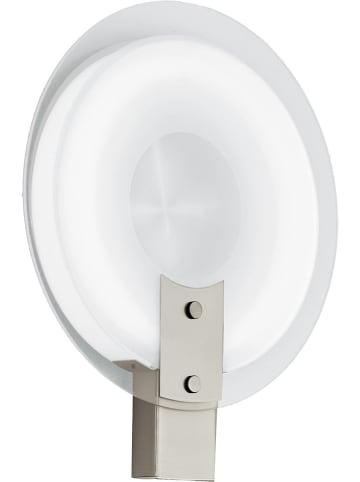 """EGLO Wandleuchte """"New Age"""" in Weiß/ Silber - (B)30 x (H)36 cm"""
