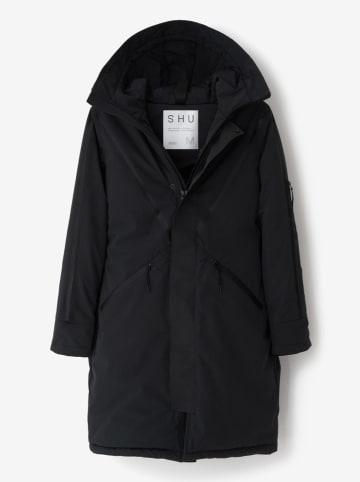 SHU Wintermantel zwart