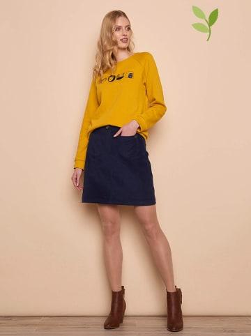 """Tranquillo Sweatshirt """"Ylva"""" geel"""