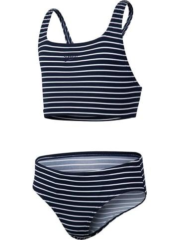 Speedo Bikini donkerblauw/wit
