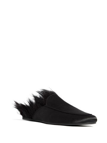 L37 Slippers zwart