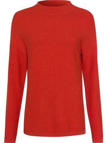 Roadsign Pullover in Orange