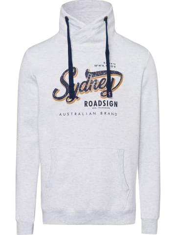 Roadsign Sweatshirt in Weiß