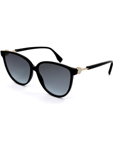 Fendi Dameszonnebril zwart