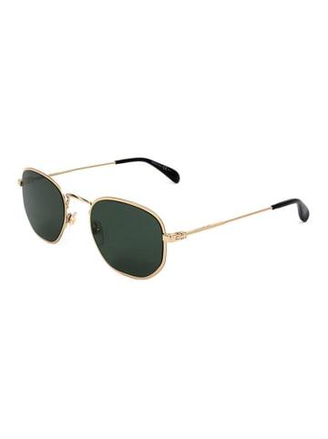 """Givenchy Okulary przeciwsłoneczne """"GV 7147/S"""" w kolorze zielono-złotym"""