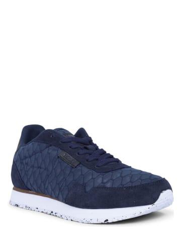 """WODEN Sneakers """"Nora II Mesh"""" donkerblauw"""