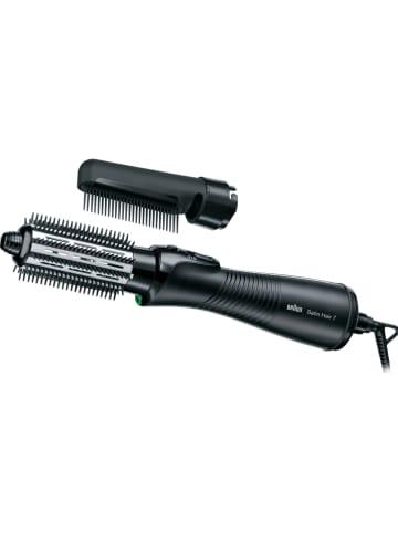 "Braun Krulborstel ""Braun Satin Hair 7 - AS 720"" zwart"