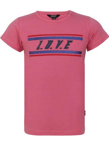 Little Miss Juliette Shirt in Pink
