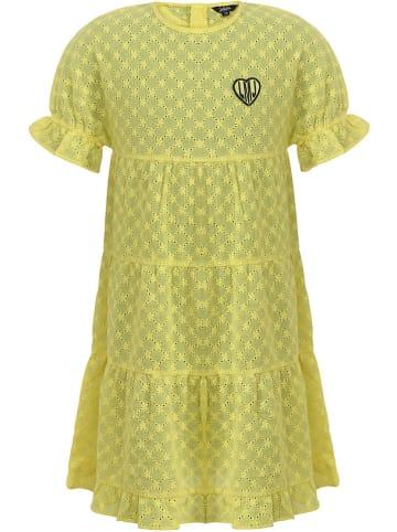Little Miss Juliette Sukienka w kolorze żółtym