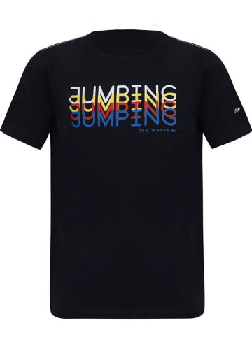 JUMPING THE COUCH Shirt zwart