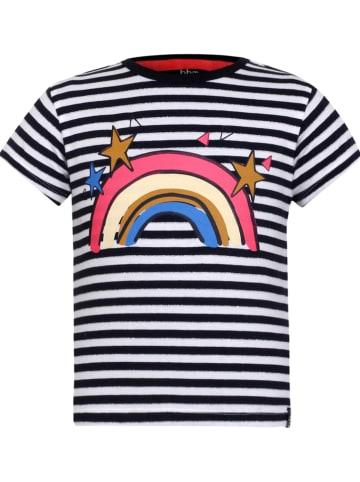 Beebielove Shirt donkerblauw/wit