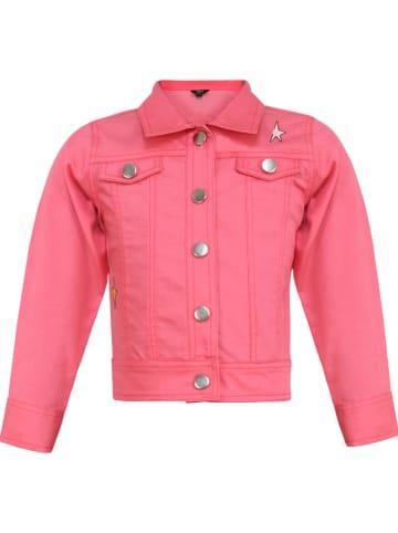 Beebielove Jeansjacke in Pink