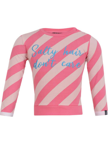 Beebielove Sweatshirt in Pink/ Rosa