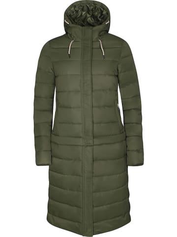 """Alpine Pro Płaszcz zimowy """"Kira"""" w kolorze oliwkowym"""