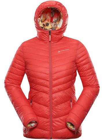 """Alpine Pro Winterjacke """"Idika"""" in Rot"""