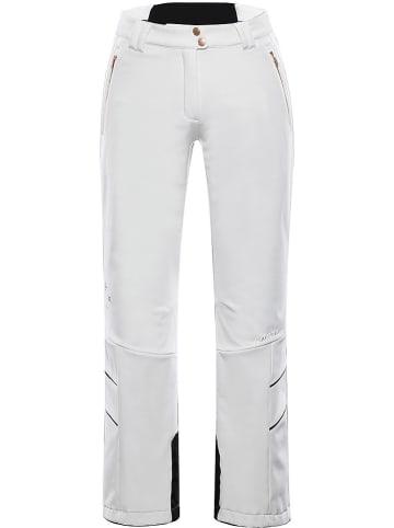 "Alpine Pro Ski-/ Snowboardhose ""Karia 4"" in Weiß"