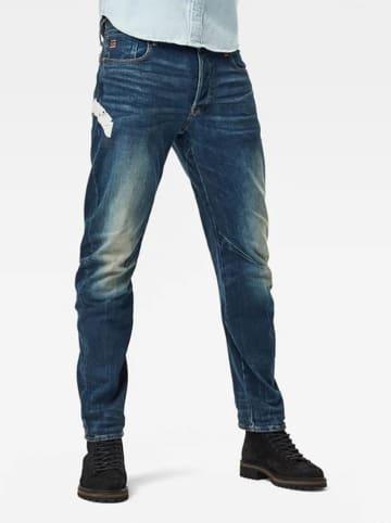 """G-Star Spijkerbroek """"Arc 3D"""" - slim fit - donkerblauw"""