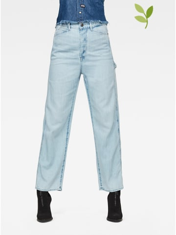 """G-Star Dżinsy """"3301"""" - Comfort fit - w kolorze błękitnym"""