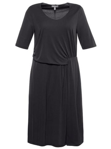 Ulla Popken Kleid in Schwarz