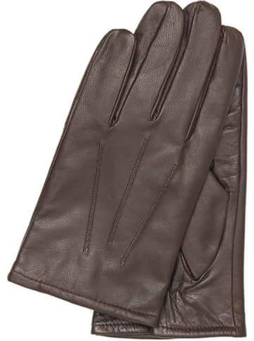 Gretchen Leren handschoenen bruin