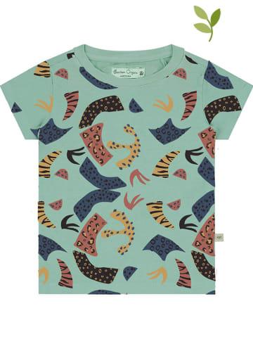 Smitten Organic Shirt mintgroen