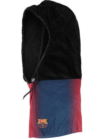 Buff Mütze in Schwarz/ Blau/ Rot