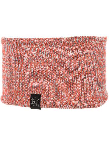 Buff Stirnband in Rot/ Grau