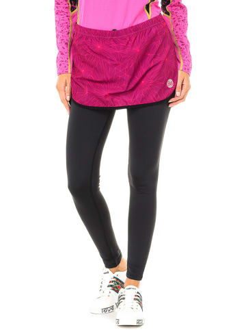 Buff 2-delige hardloopoutfit roze