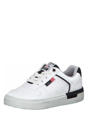 S. Oliver Sneakersy w kolorze białym
