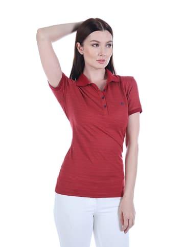 Felix Hardy Koszulka polo w kolorze czerwonym