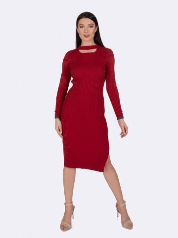 Felix Hardy Sukienka w kolorze czerwonym