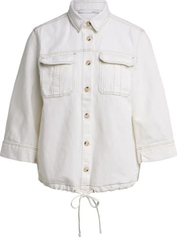 Oui Bluzka w kolorze białym