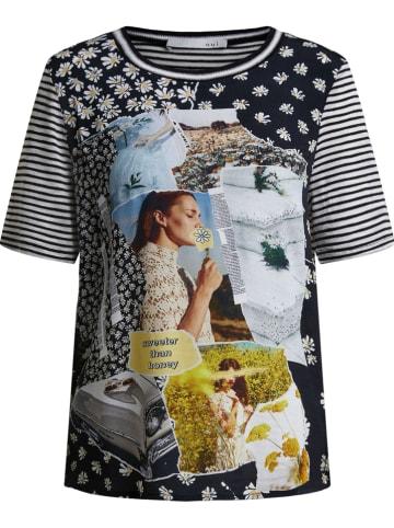 Oui Koszulka ze wzorem