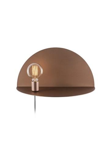 Homemania Wandlamp bronskleurig - (B)50 x (H)25 cm