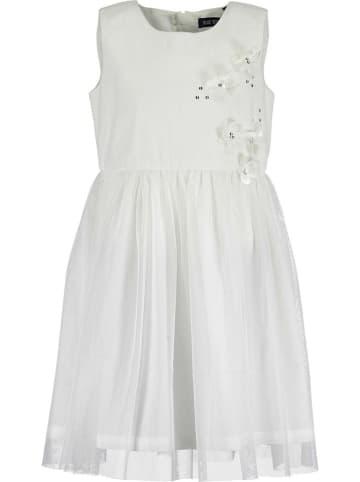 Blue Seven Sukienka w kolorze białym