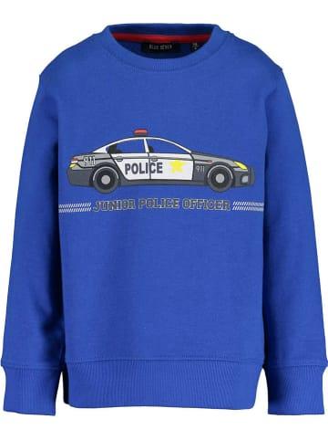 Blue Seven Sweatshirt in Blau
