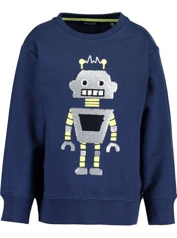 Blue Seven Sweatshirt in Dunkelblau