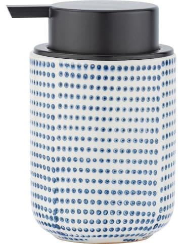 """Wenko Seifenspender """"Nole"""" in Blau/ Weiß - 300 ml"""